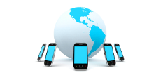 GIS Enabled Mobile Applications